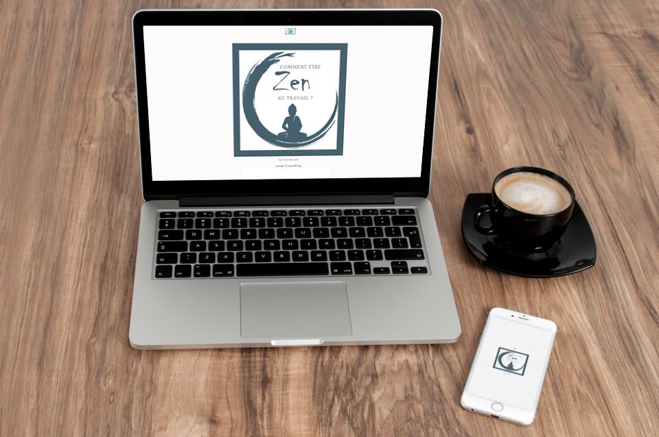 E-book sur la maladie chronique - comment être zen au travail